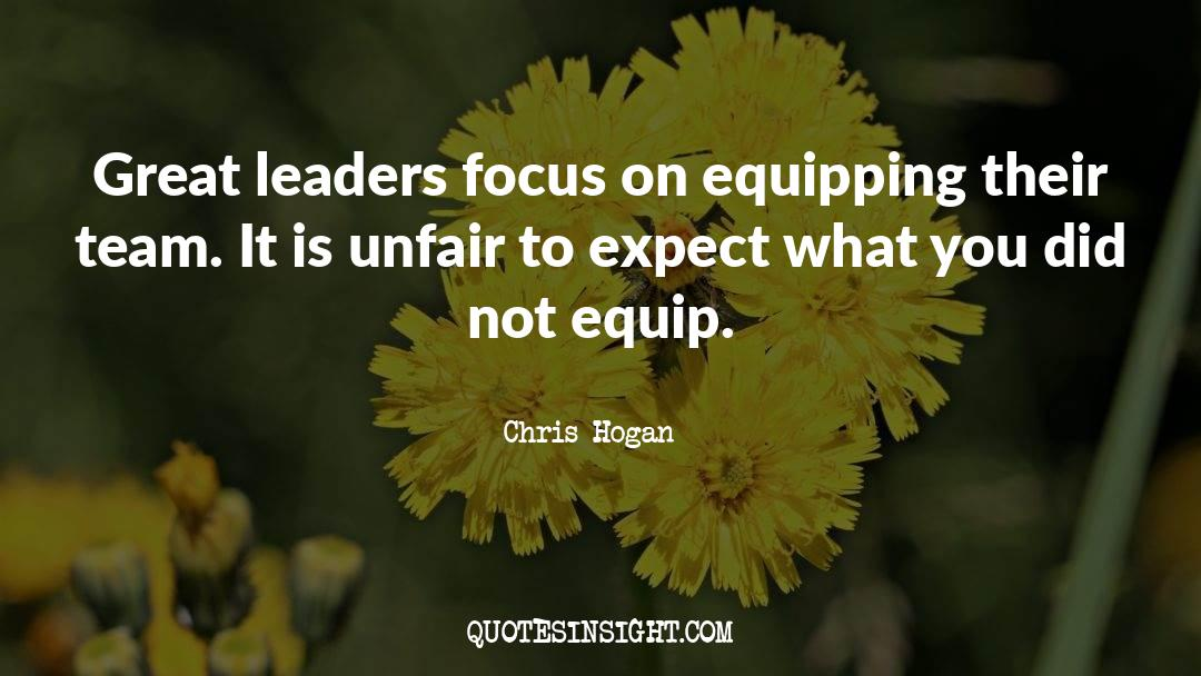 Chris Hogan Quotes #397472