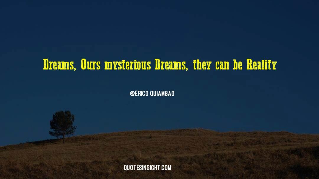 Erico Quiambao Quotes #94130