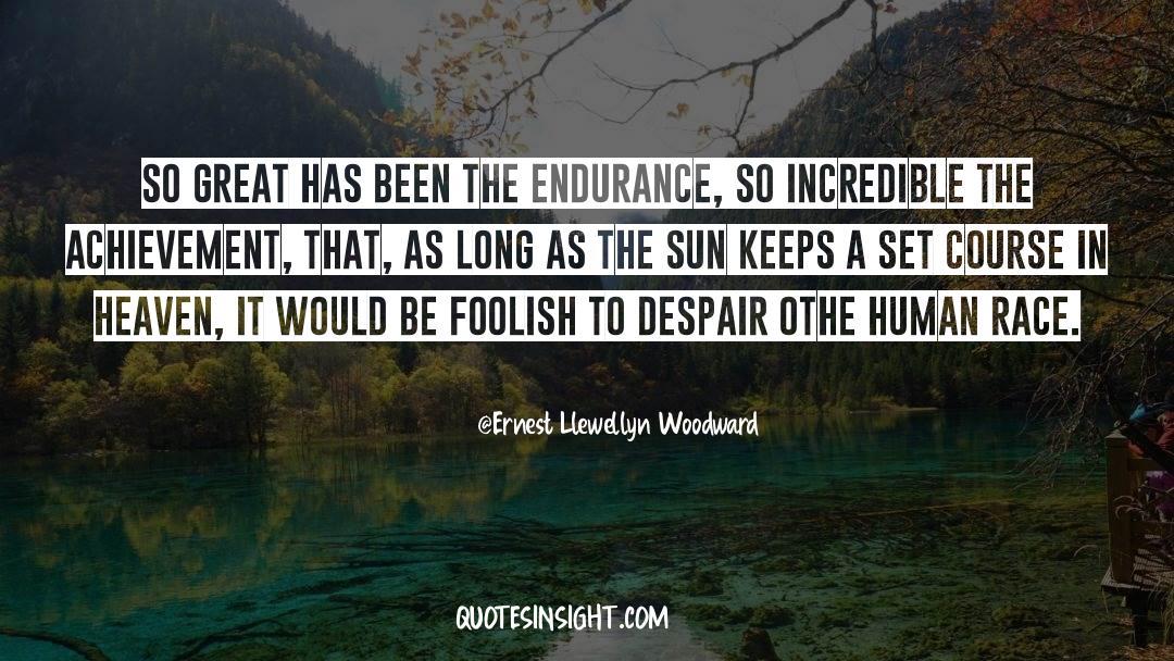 Ernest Llewellyn Woodward Quotes #1377339