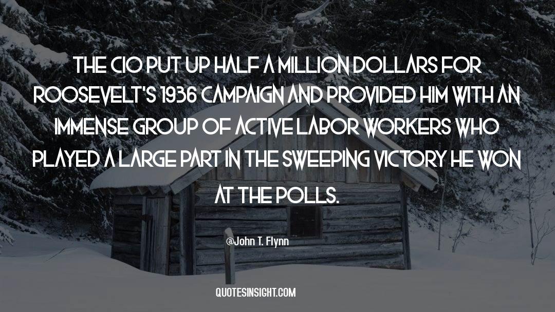 John T. Flynn Quotes #107674