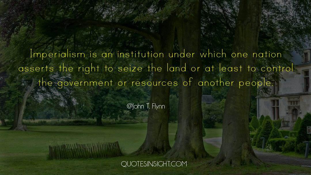 John T. Flynn Quotes #1085899