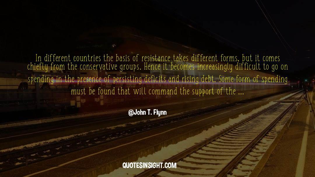 John T. Flynn Quotes #1187053