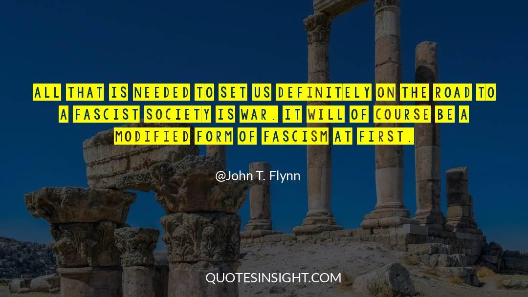 John T. Flynn Quotes #980803