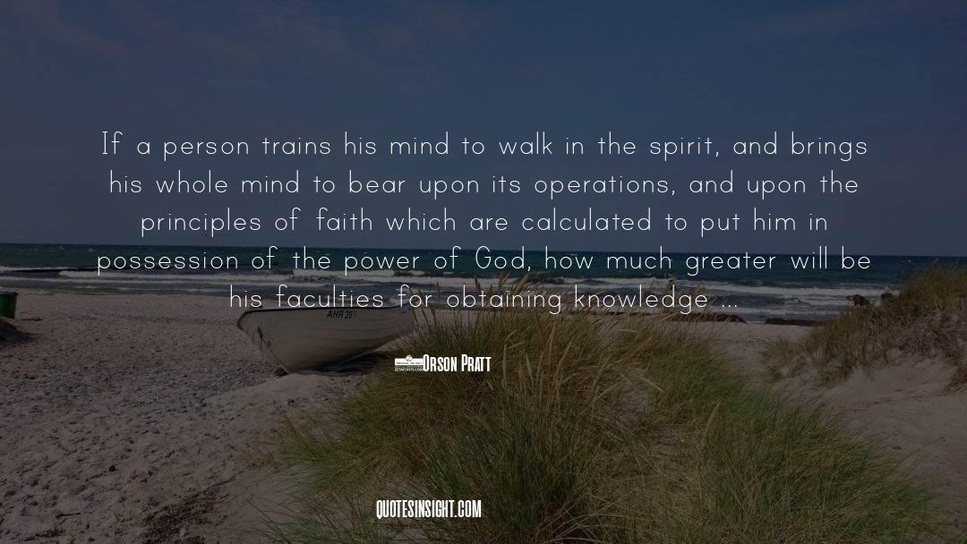 Orson Pratt Quotes #1057463