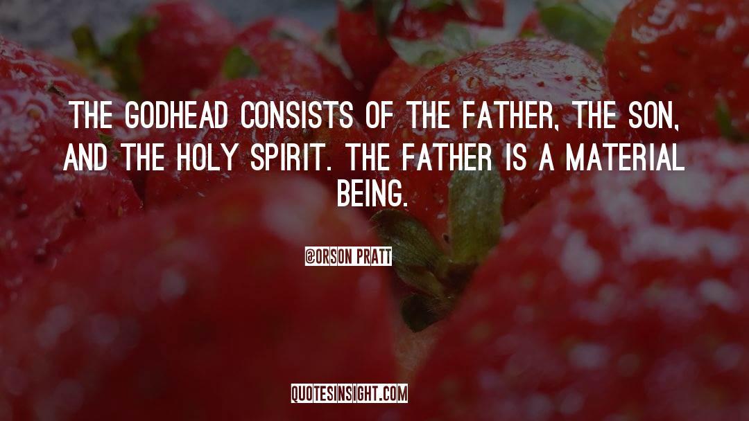 Orson Pratt Quotes #1075673