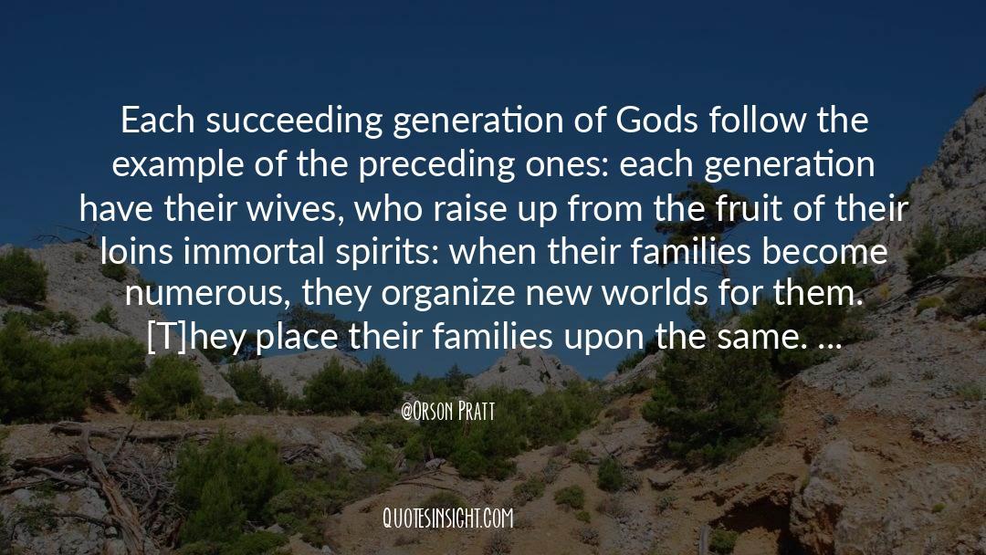 Orson Pratt Quotes #1185899