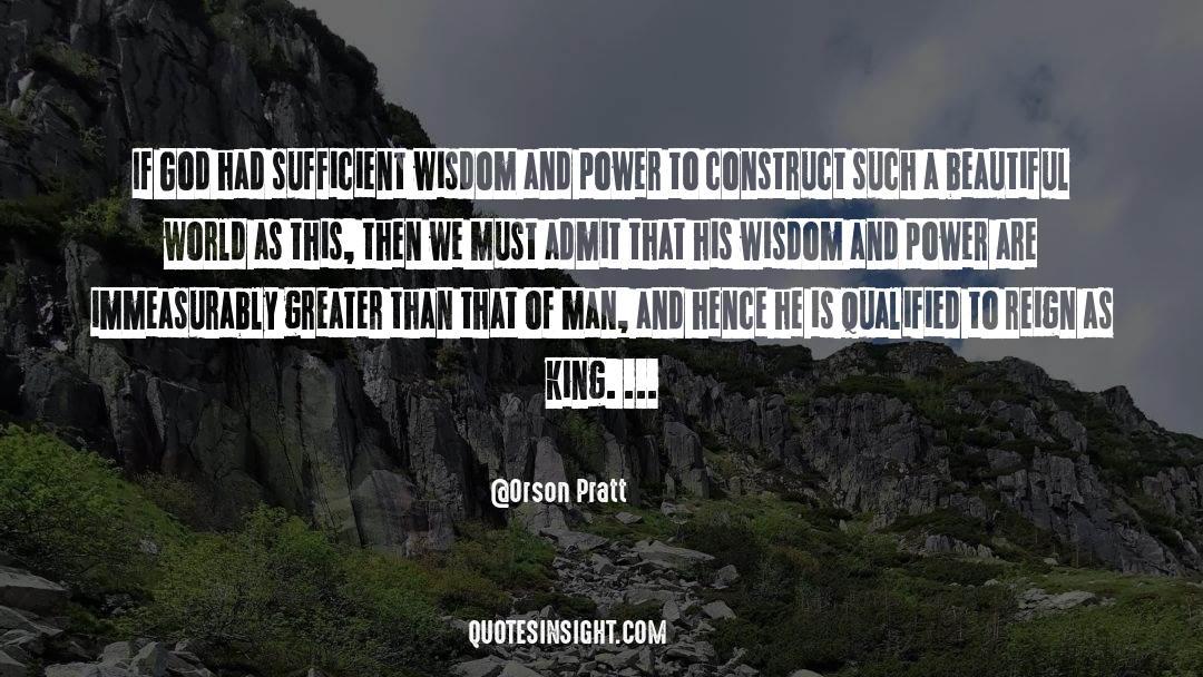 Orson Pratt Quotes #1392163