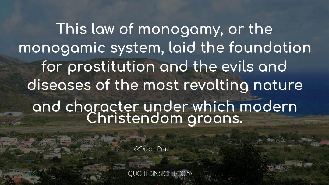 Orson Pratt Quotes #1414249