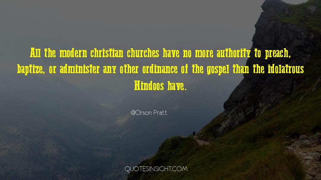 Orson Pratt Quotes #1446784