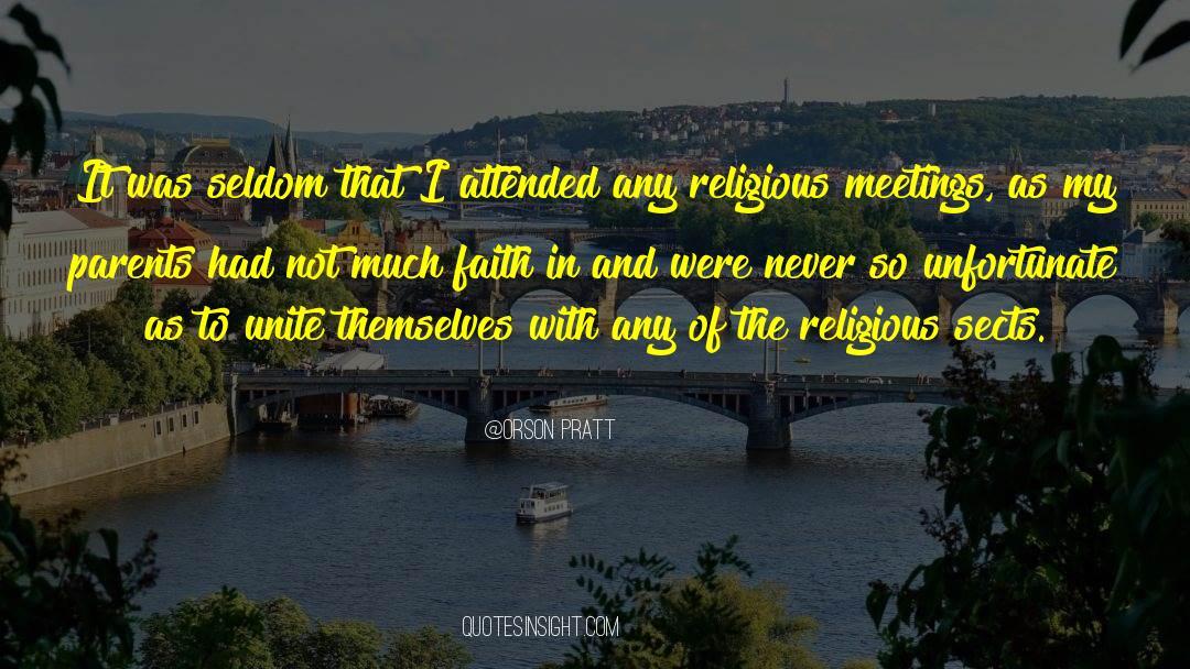 Orson Pratt Quotes #1563102