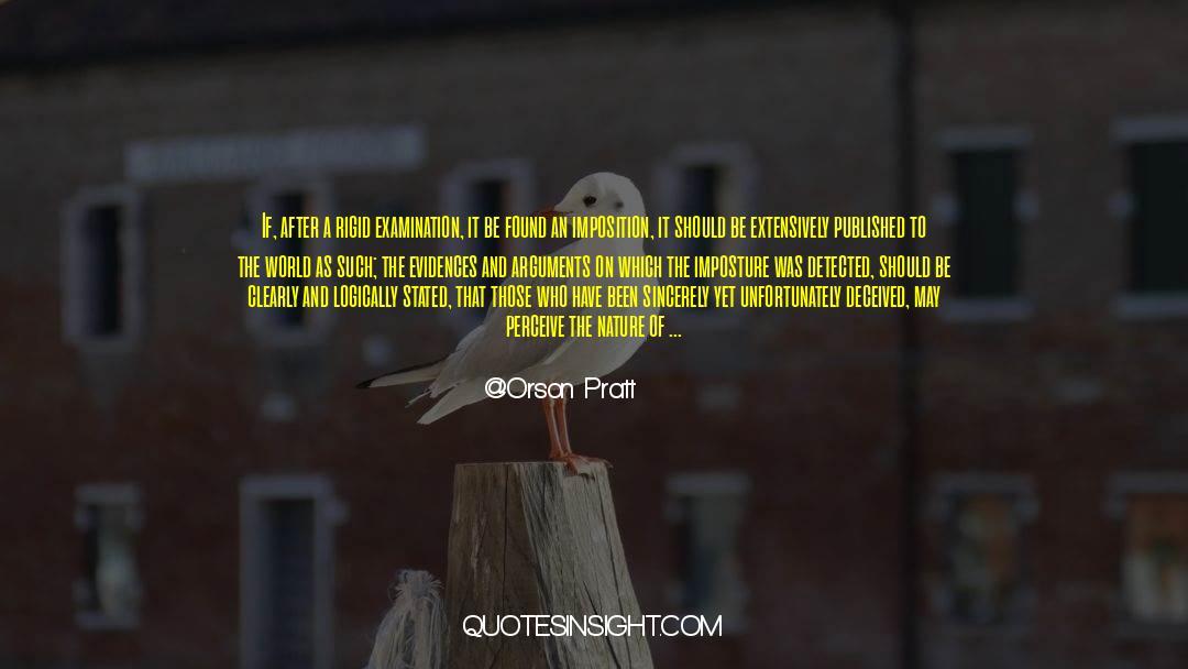Orson Pratt Quotes #345836