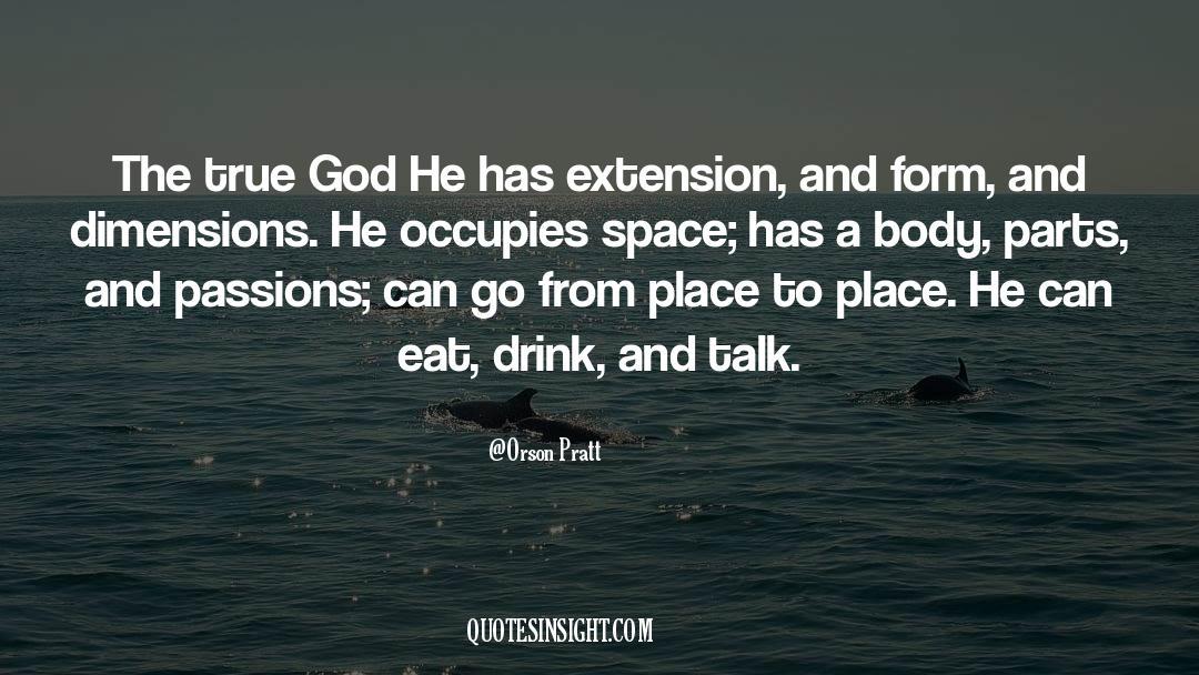 Orson Pratt Quotes #729527