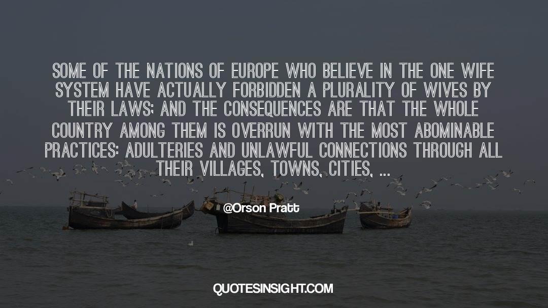 Orson Pratt Quotes #784909