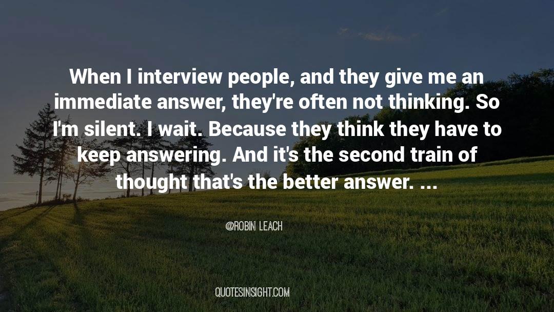 Robin Leach Quotes #1260275