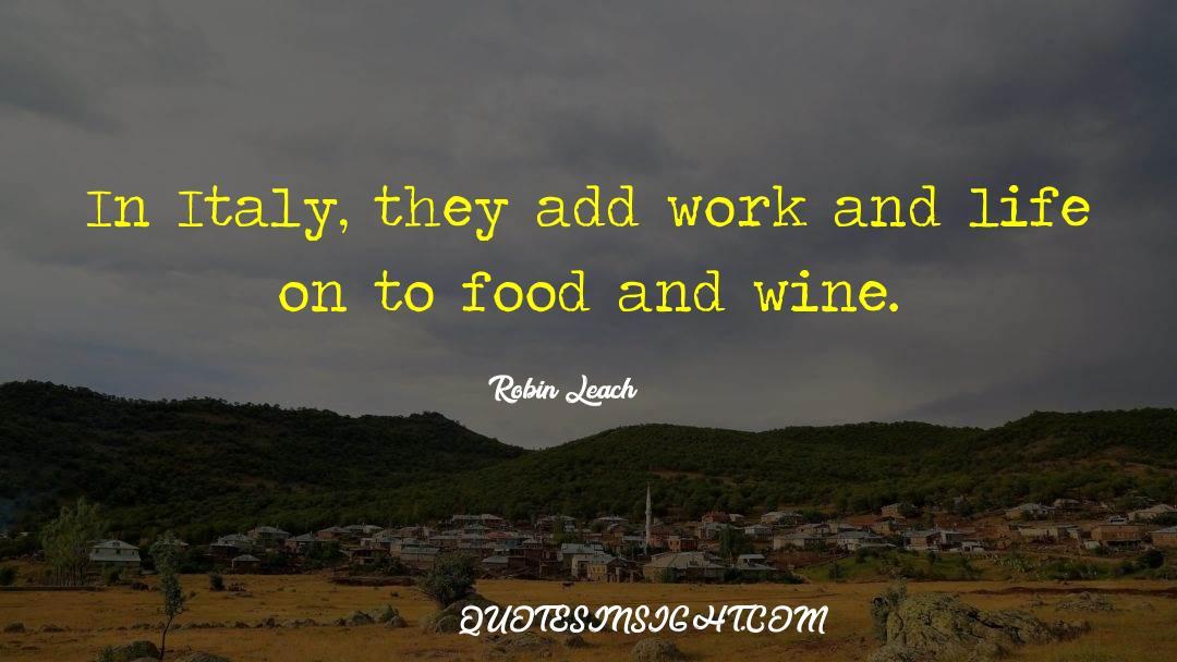 Robin Leach Quotes #295836