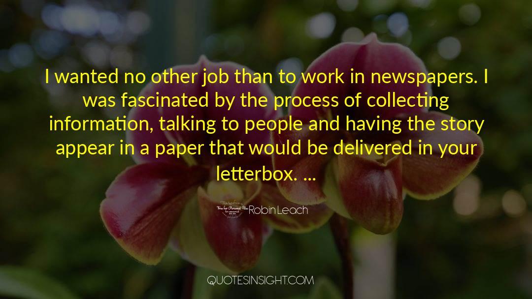 Robin Leach Quotes #751198