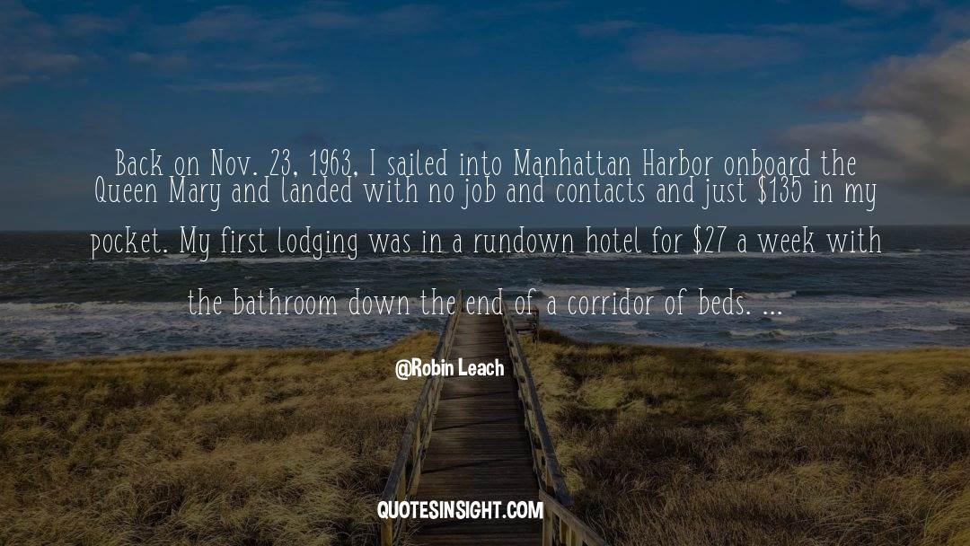 Robin Leach Quotes #918283
