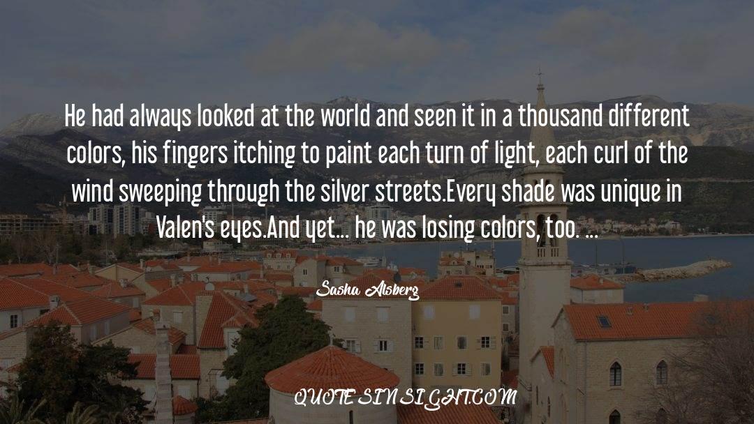 Sasha Alsberg Quotes #1043685