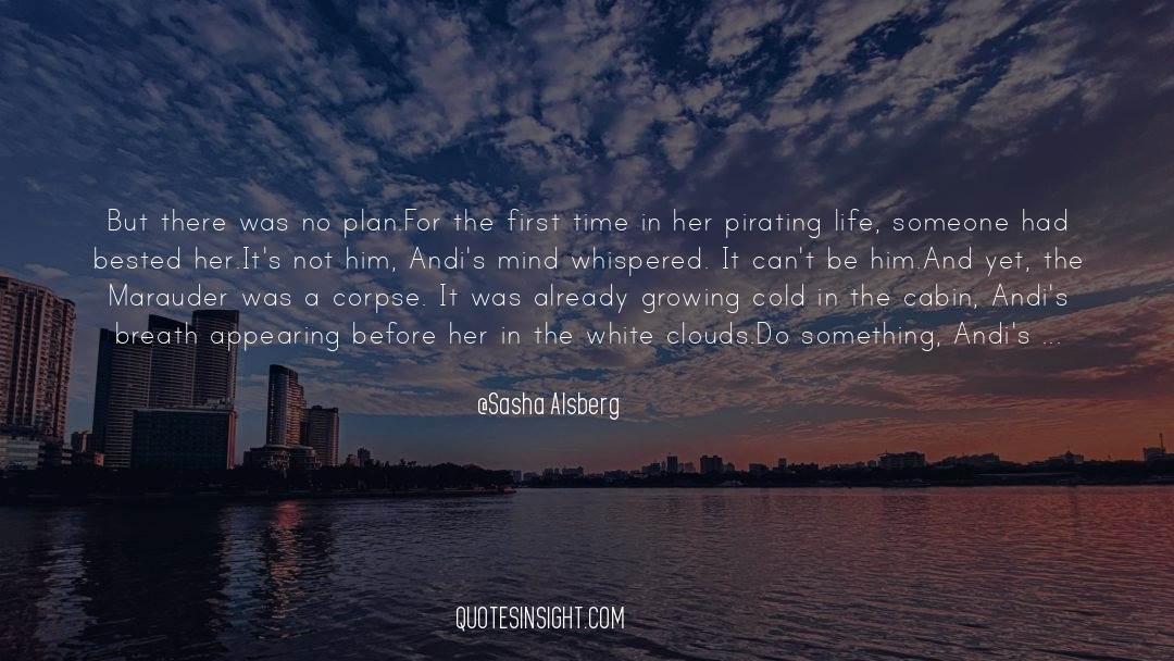 Sasha Alsberg Quotes #1511933
