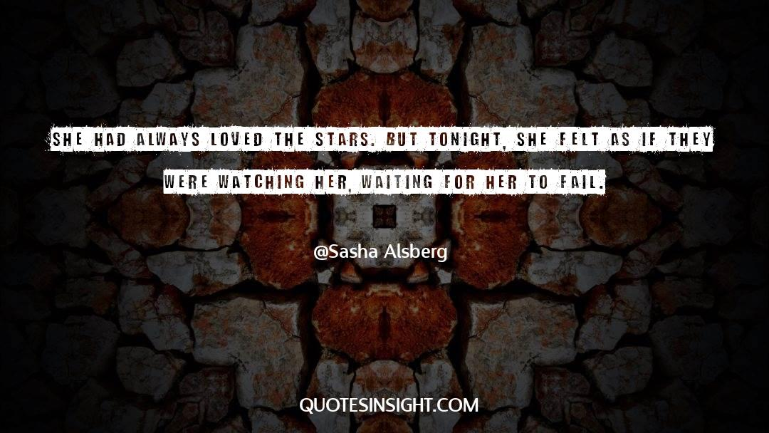 Sasha Alsberg Quotes #369153