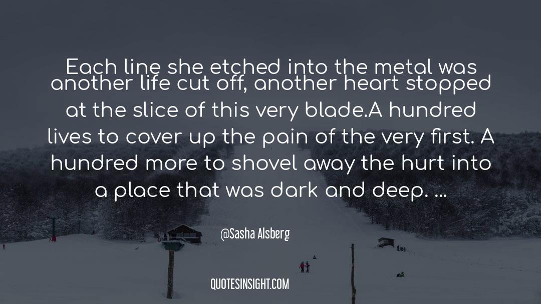 Sasha Alsberg Quotes #905669