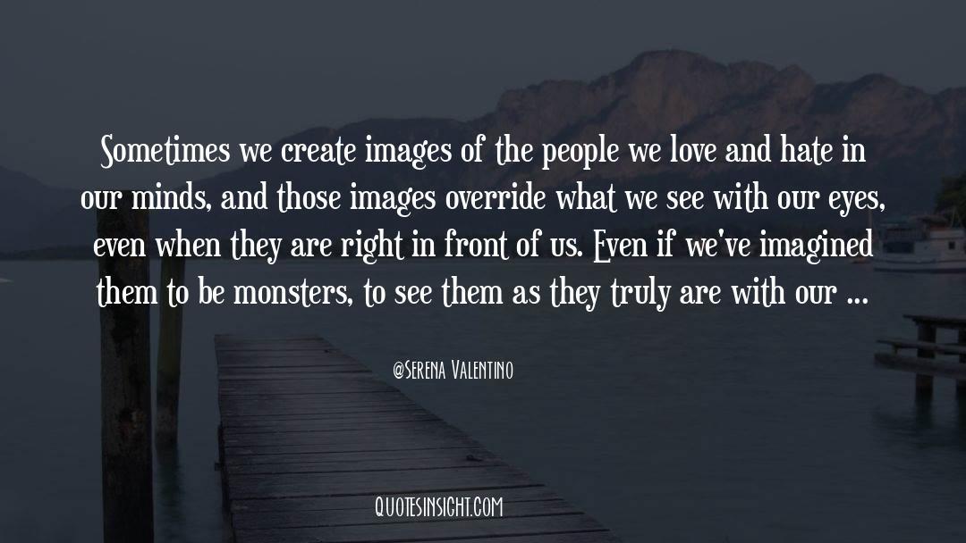 Serena Valentino Quotes #1153557