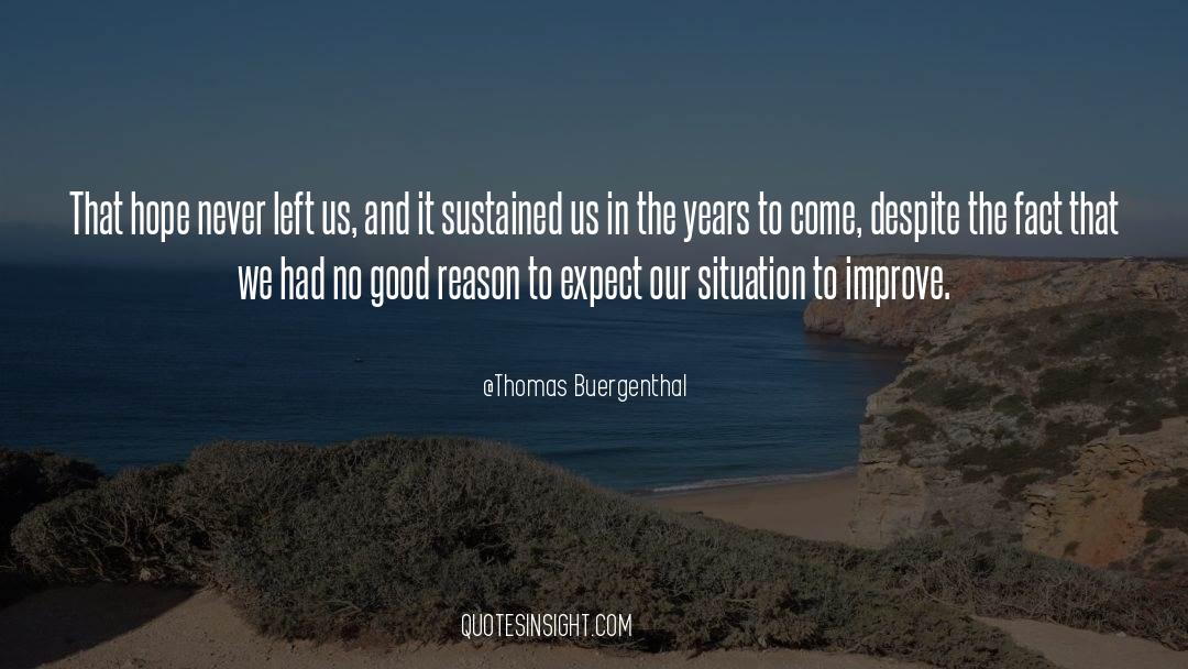 Thomas Buergenthal Quotes #179514