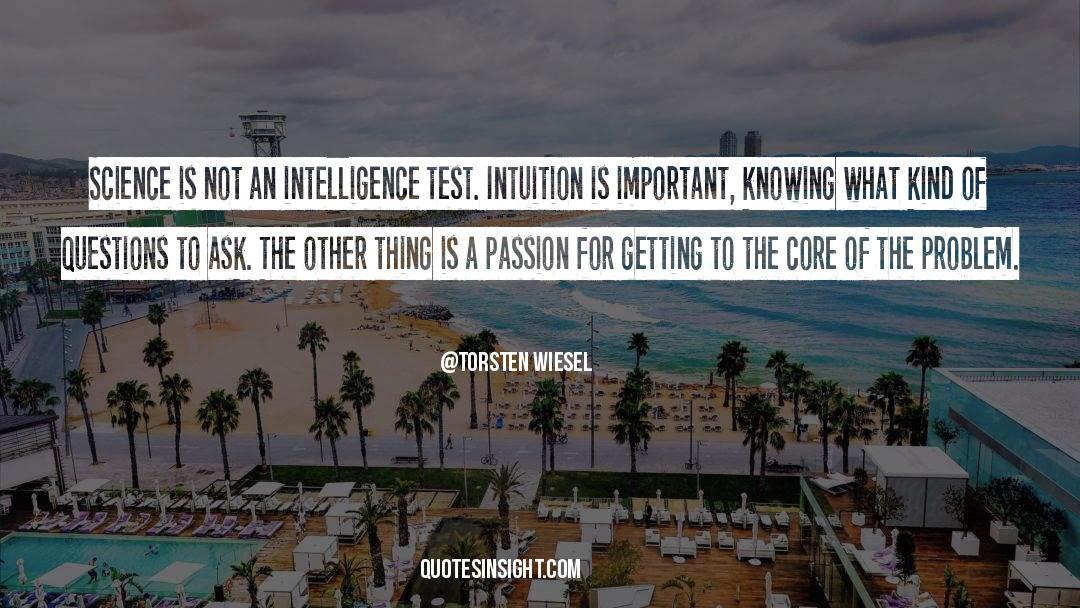 Torsten Wiesel Quotes #1171447