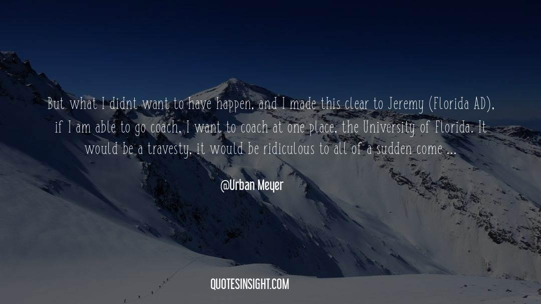 Urban Meyer Quotes #415282