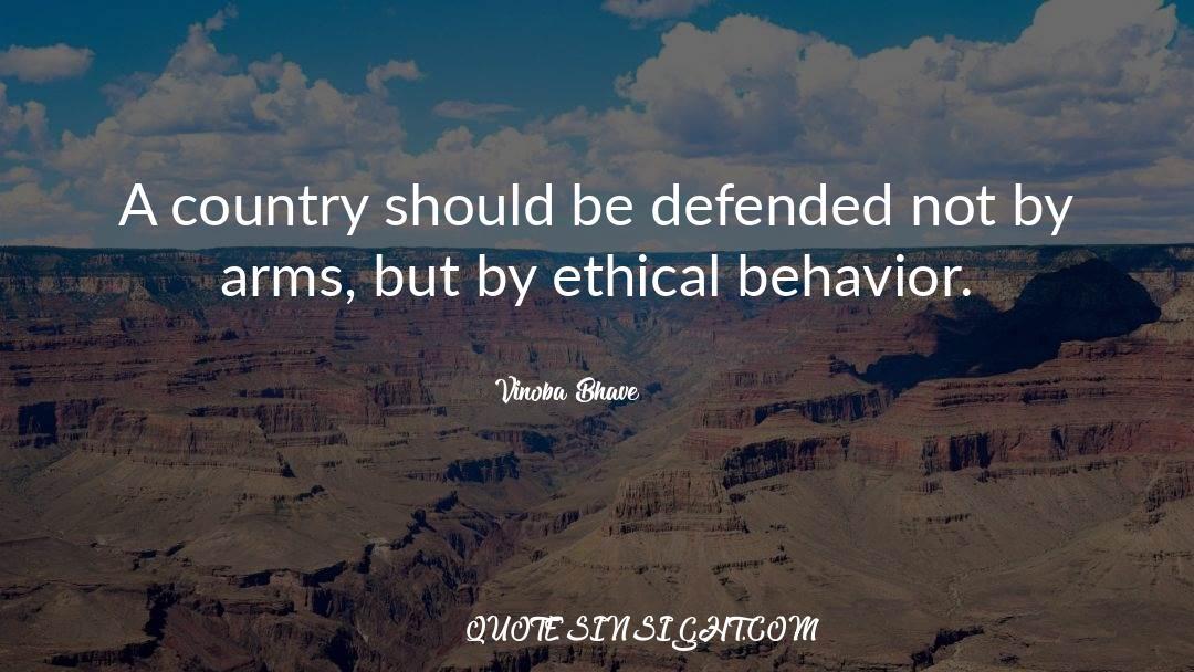 Vinoba Bhave Quotes #1073767