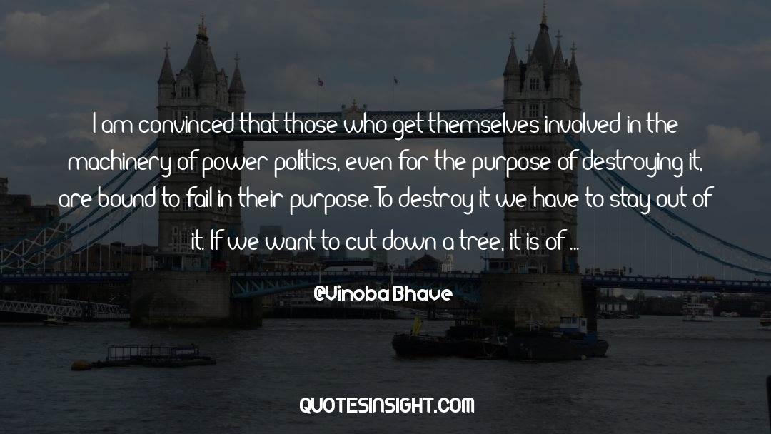 Vinoba Bhave Quotes #1154573