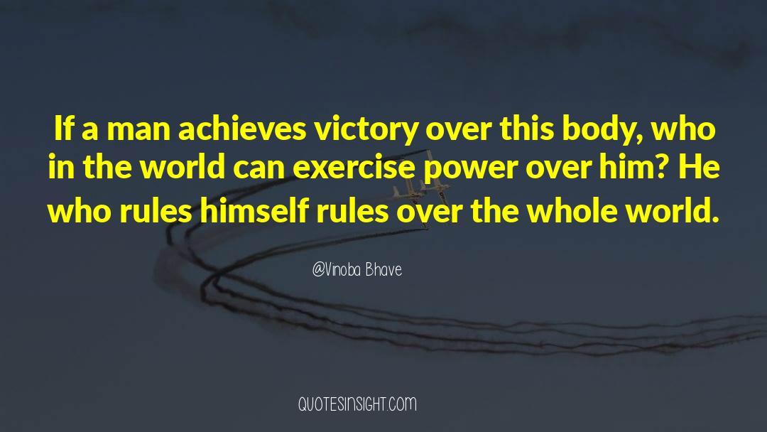Vinoba Bhave Quotes #200492