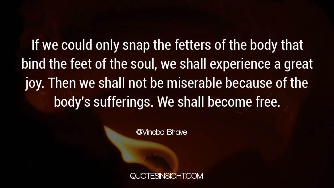 Vinoba Bhave Quotes #761535