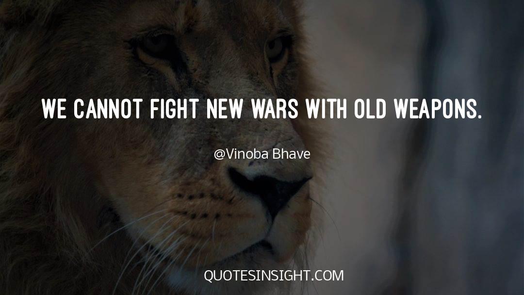 Vinoba Bhave Quotes #767651
