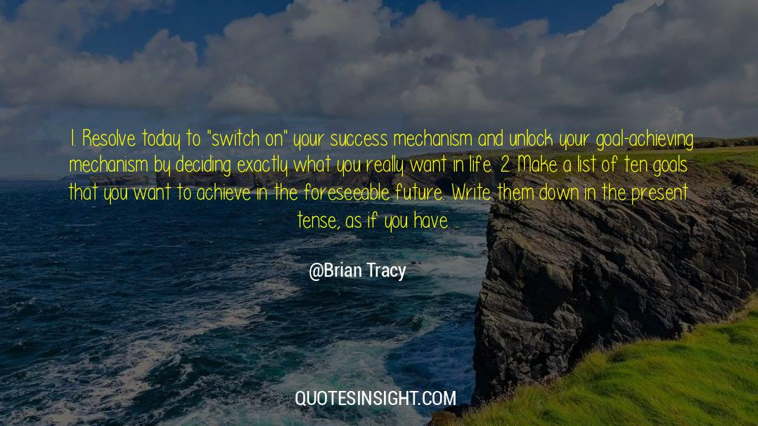 4 quotes by Brian Tracy