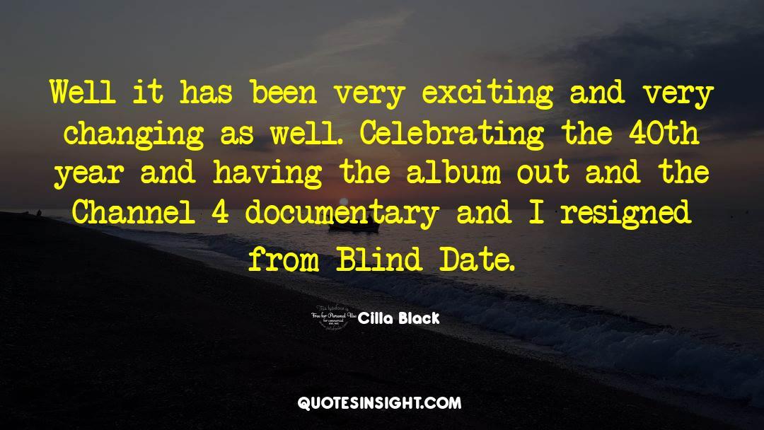 4 quotes by Cilla Black