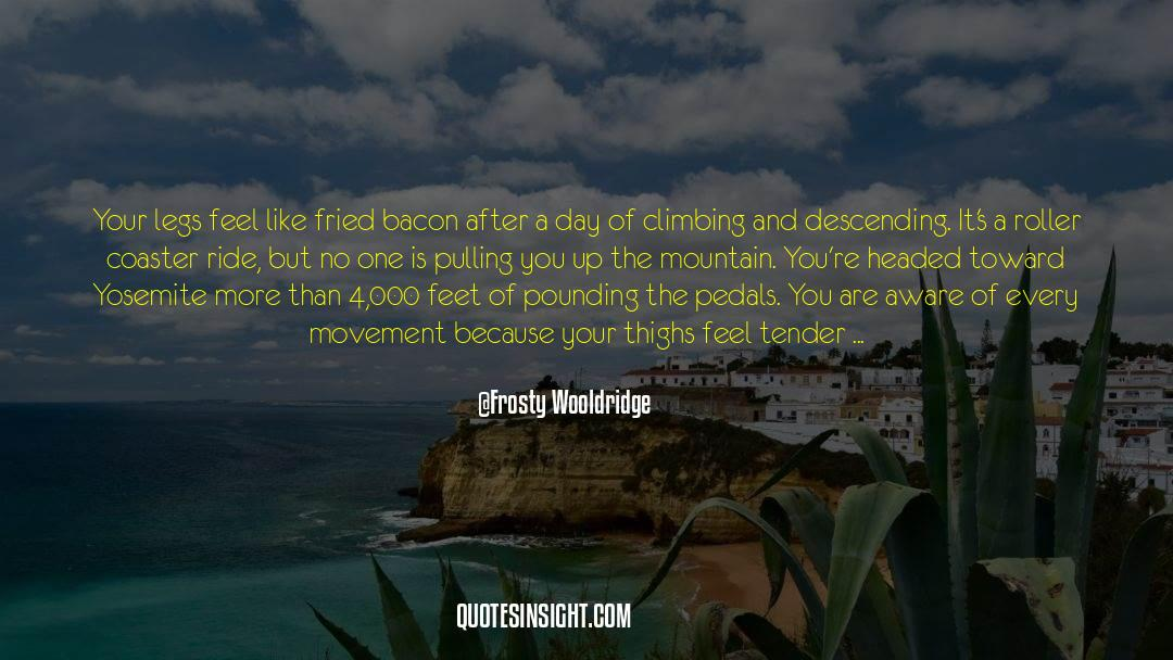 4 quotes by Frosty Wooldridge
