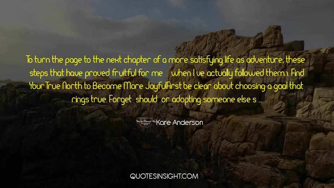 4 quotes by Kare Anderson