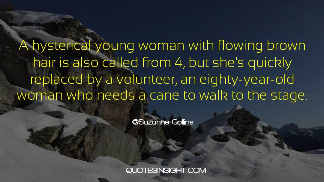 4 quotes by Suzanne Collins