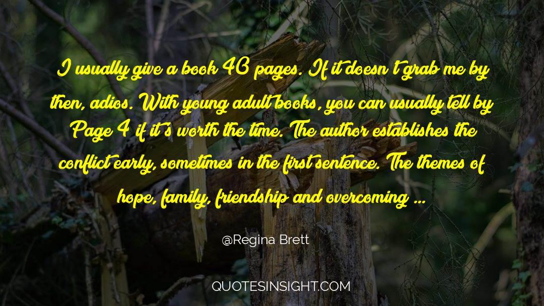 4 quotes by Regina Brett