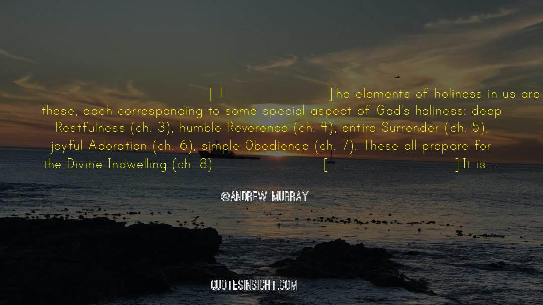 4 quotes by Andrew Murray