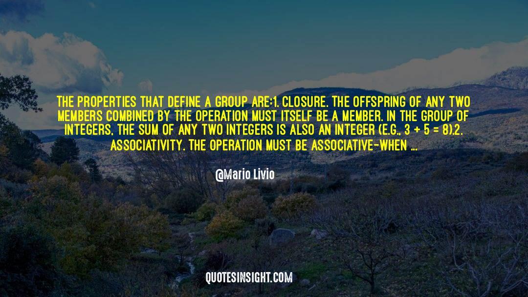 4 quotes by Mario Livio