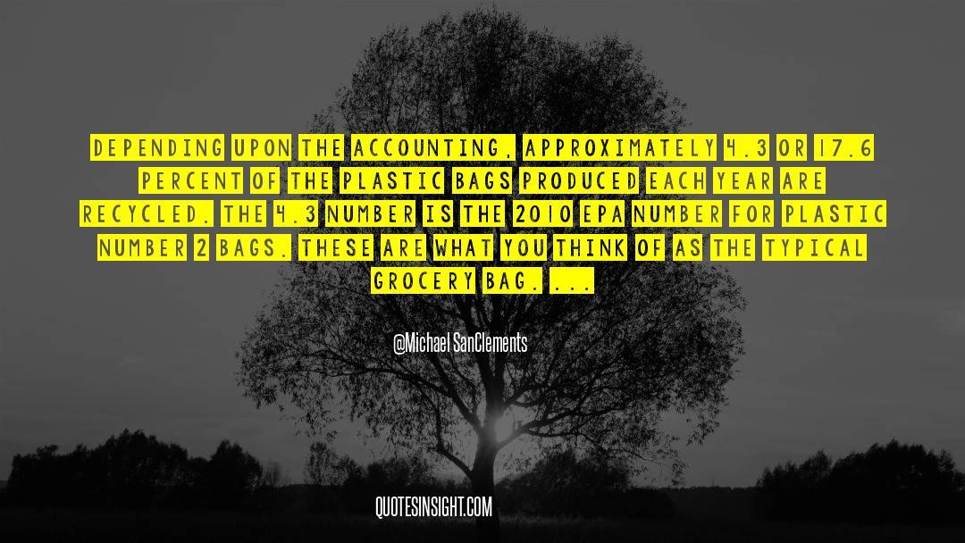 4 quotes by Michael SanClements