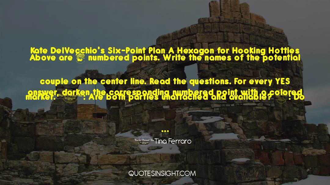 4 quotes by Tina Ferraro