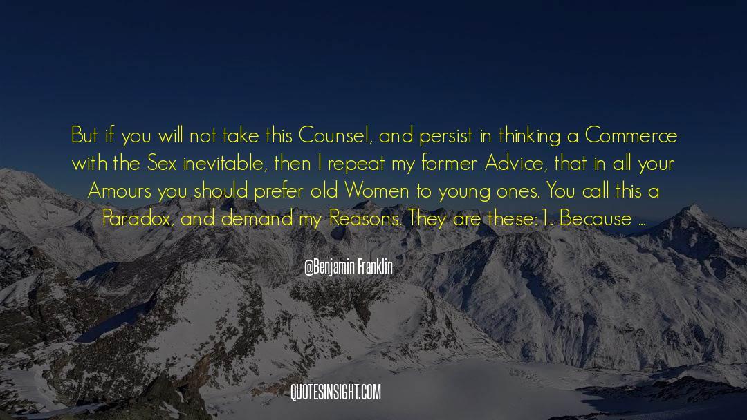 4 quotes by Benjamin Franklin