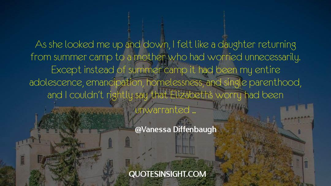 4 quotes by Vanessa Diffenbaugh