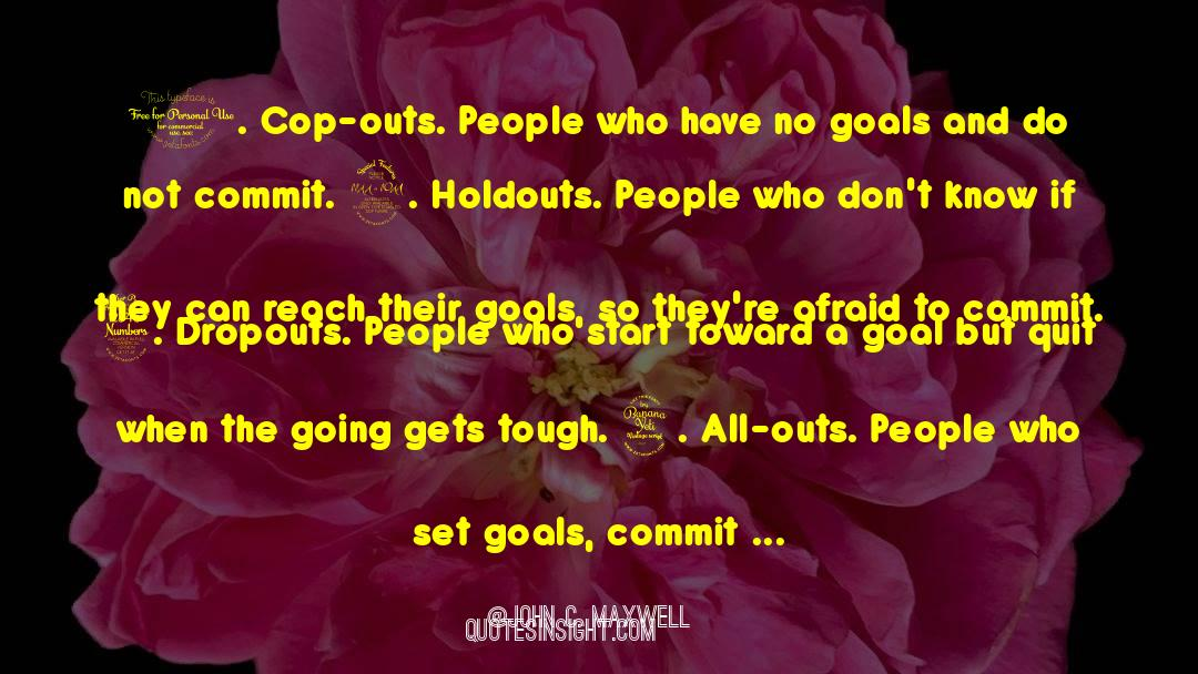 4 quotes by John C. Maxwell