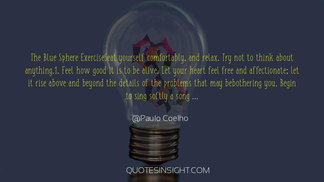 4 quotes by Paulo Coelho