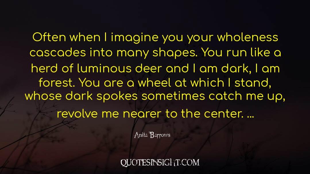 Anita Barrows Quotes