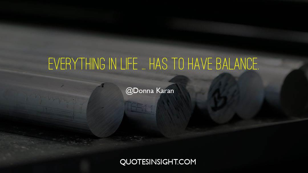 Balance Life Quotes